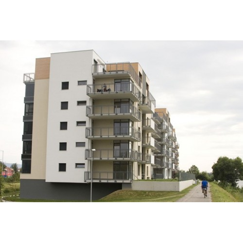 Riviéra Trenčín - výroba zábradlia